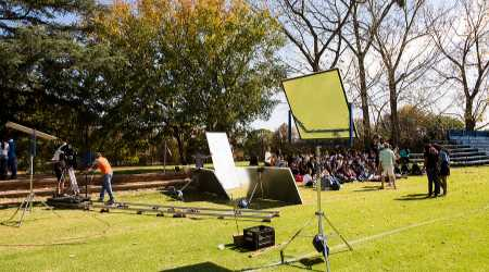 Portable Restrooms For Movie and TV Productions